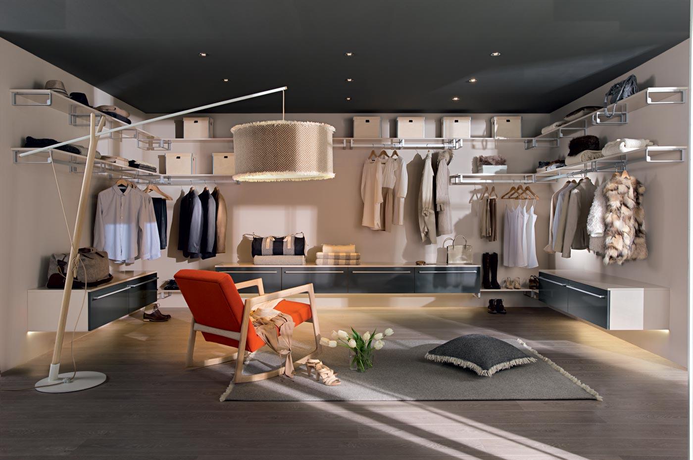 #B23919 Rangements Dressing / Dolce Vita Perene Lyon Faure  3293 suite parentale c deco 1400x930 px @ aertt.com